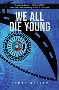 WE ALL DIE YOUNG Giveaway