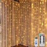 String Lights Window Curtain Lights Sweepstakes