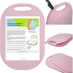 Kylermade 5 In 1 Multi-Layer Anti-Bacterial Non-Slip Cutting Board Sweepstakes