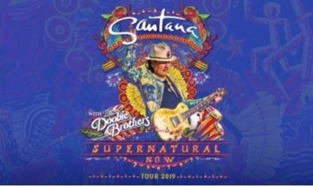 Santana With The Doobie Brothers Sweepstakes