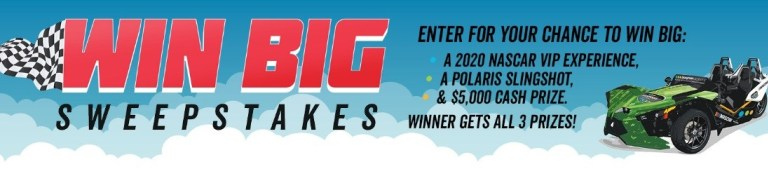 Bluegreen Vacations Win Big Sweepstakes