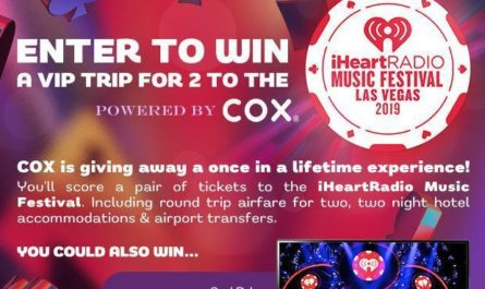 COX iHeartRadio Music Festival Sweepstakes