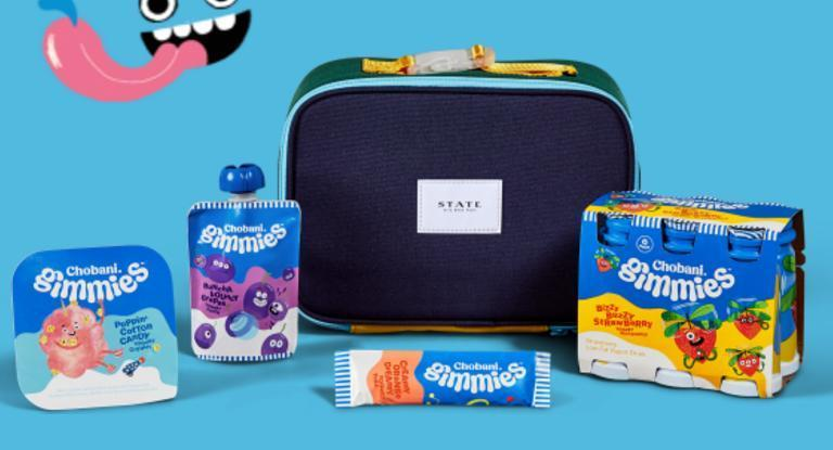 Chobani Gimmies X State Back To School Sweepstakes