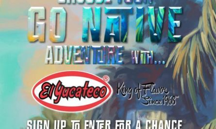 Choose Your Go Native Adventure Sweepstakes