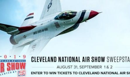 Cleveland National Air Show Sweepstakes