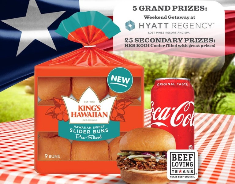 Coca-Cola Company The Texas Summer Sweepstakes – Win Cash Prizes