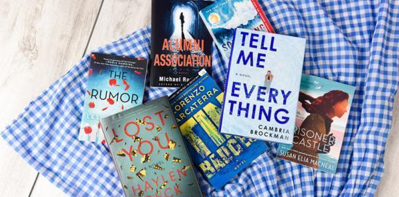Penguin Random House Cold Chills Summer Thrills Giveaway