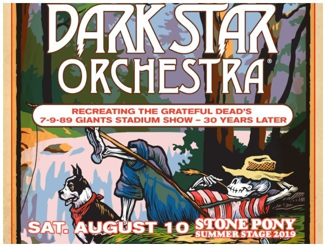 Dark Star Orchestra Tickets Contest – Win Tickets