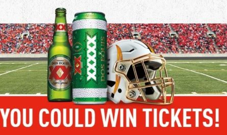 Dos Equis CFP Sweepstakes