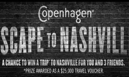 Escape To Nashville Sweepstakes