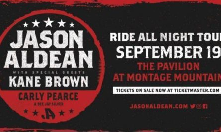 Eyewitness News Jason Aldean VIP Giveaway