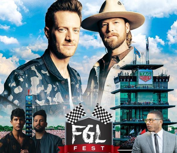 FGL Fest Indianapolis Flyaway Sweepstakes – Win Trip