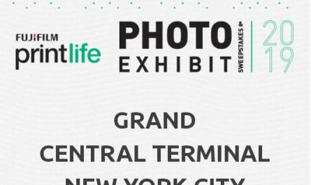 FUJIFILM Print Life Photo Exhibition Sweepstakes
