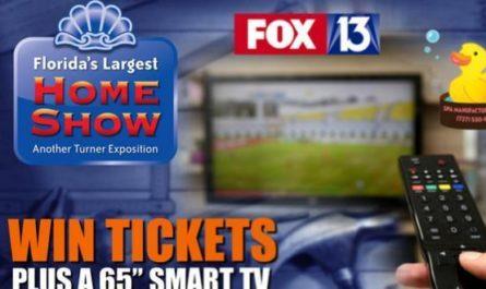 Fox13news Home Show Contest