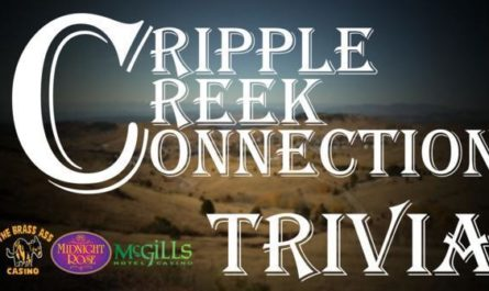 Cripple Creek Connection Trivia Sweepstakes