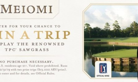 Golf Vacation Sweepstakes