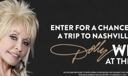 Grand Ole Opry Dolly Week Sweepstakes