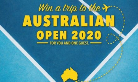 Grand Slam Tennis Tour Sweepstakes