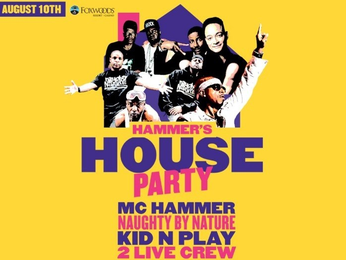 Hammer House Party Online Contest – Chance To Win Tickets