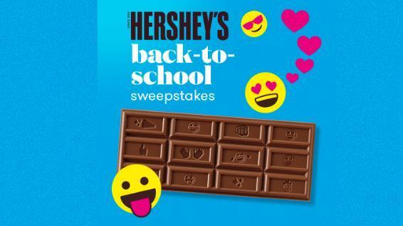 Hershey's Back To School Sweepstakes – Win Cash Prize