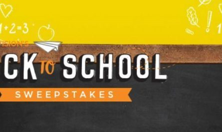 ION Television's Back To School Sweepstakes – Win Giveaway