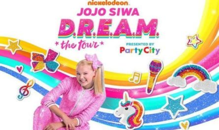 Jojo Siwa Tickets Contest