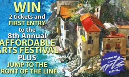 The Affordable Arts Festival Sweepstakes
