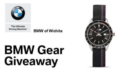KSN BMW Gear August Giveaway