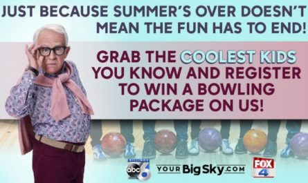 KSVI and KHMT Cool Kids Bowling Sweepstakes