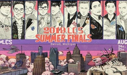 LLC – LCS Summer Finals Ticket Giveaway