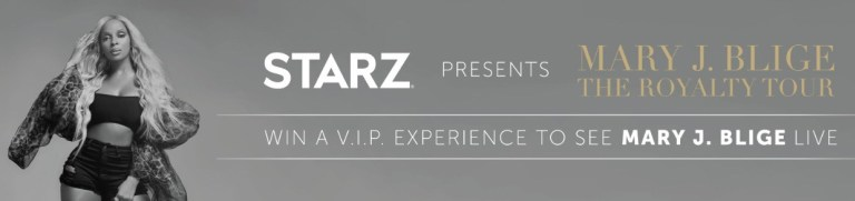 Mary J Blige Concert Sweepstakes