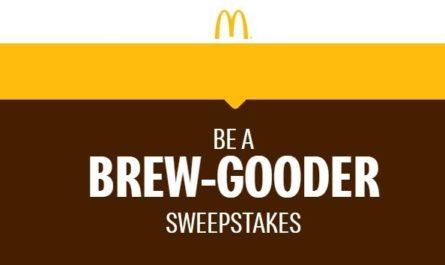 McDonald McCafe Sweepstakes