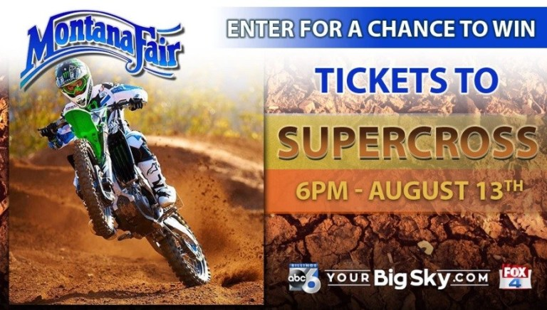 Montana Fair Supercross Sweepstakes