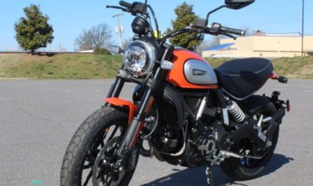 Motorcycle Law Group Ducati Scrambler Giveaway