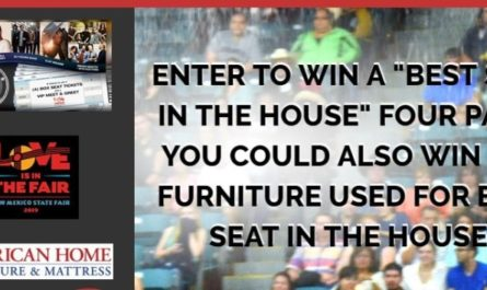 American Home Best Seat in the House Concert Giveaway