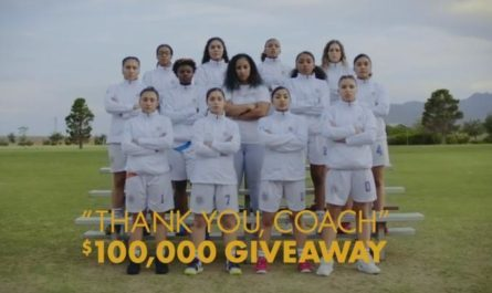 People Magazine Thank You, Coach Sweepstakes