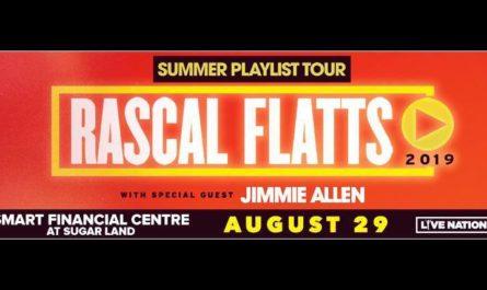 Rascal Flatts VIP Backstage Experience Sweepstakes