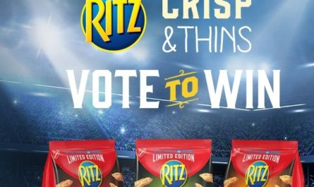 Ritz Rich Rivalries Sweepstakes