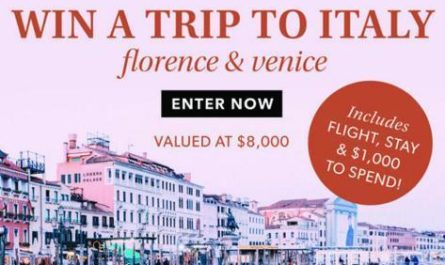 Ross-Simons Italy Sweepstakes