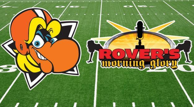 Rovers Morning Glory Browns Opening Day Tailgate Contest