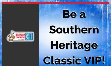 Southern Heritage Classic Anniversary Giveaway