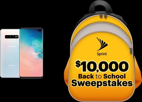 Sprint Communications Back to School Sweepstakes – Win Cash Prize