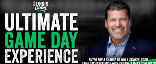 Stinkin Good Ultimate Game Day Experience Contest