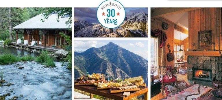 Sundance Fall 30th Anniversary Sweepstakes