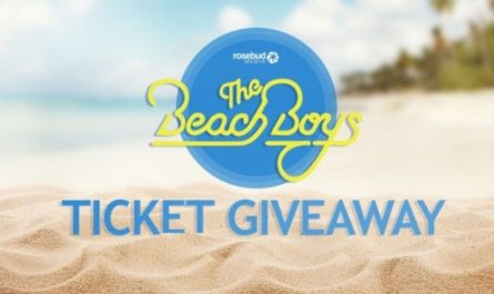 The Beach Boys Ticket Giveaway