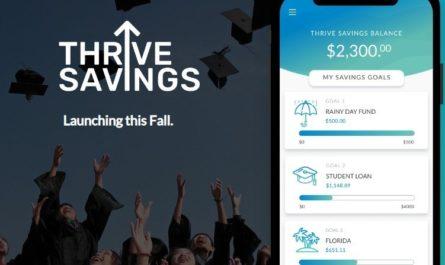 Thrive Savings Americas Luckiest Student Contest