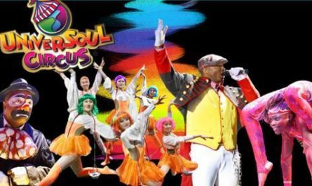 UAW Ford UniverSoul Circus Sweepstakes