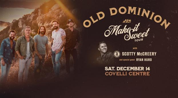 WGAR Old Dominion PIT Sweepstakes
