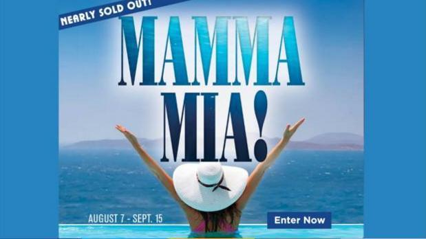 WJXT Channel 4 Mama Mia Ticket Giveaway