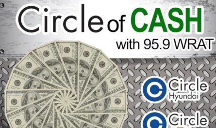 WRAT Circle of Cash Giveaway